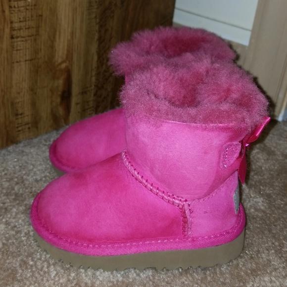 UGG Shoes | Toddler Girl Pink Ugg Boots